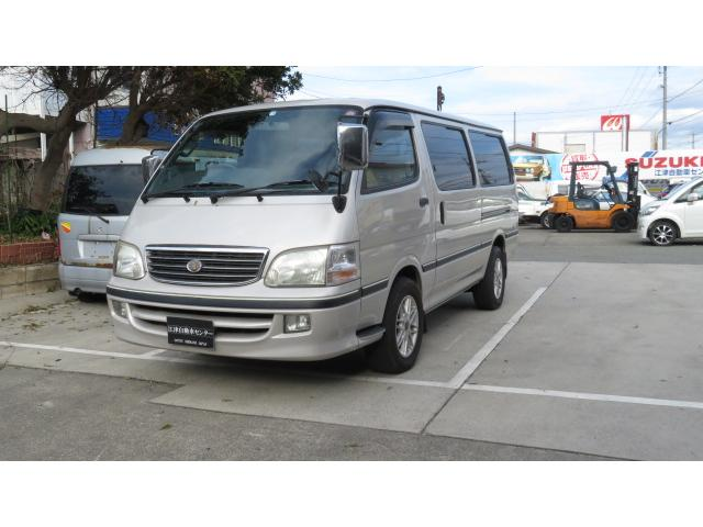トヨタ ハイエースワゴン  グランドキャビン X