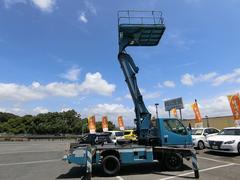 キャンターDX高所作業車11.5mスーパーデッキ タダノ製