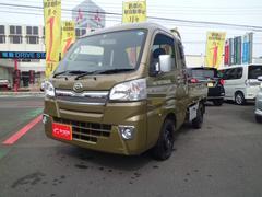 ハイゼットトラックジャンボ 4WD 5MT ワンオーナー キーレス