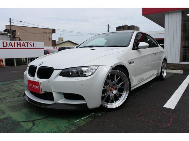 BMW M3クーペ V8 4000cc 7AT