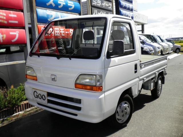 ホンダ 4WD エアコン