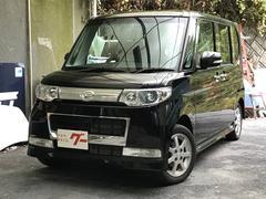 タントカスタムX 4WD 純正メモリー1セグナビ DVD ETC