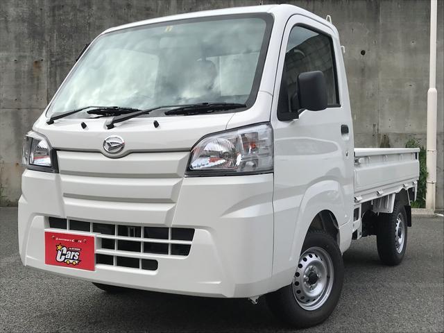 ダイハツ スタンダード 5MT 4WD パワステ エアコン付