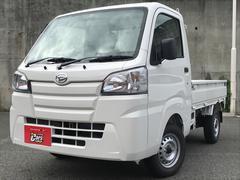 ハイゼットトラックスタンダード 5MT 4WD パワステ エアコン付