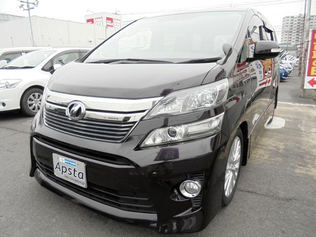 トヨタ 2.4Z ナビ TV HIDフォグ 車高調 LED室内イルミ