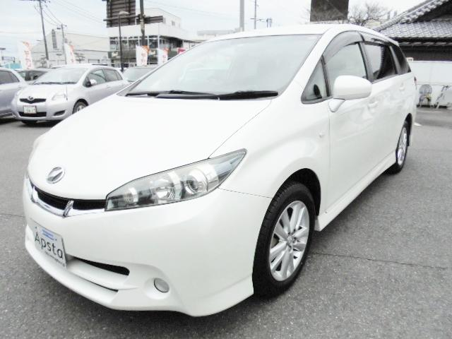 トヨタ 1.8S HIDライト ナビ TV Rカメラ ETC 7人乗