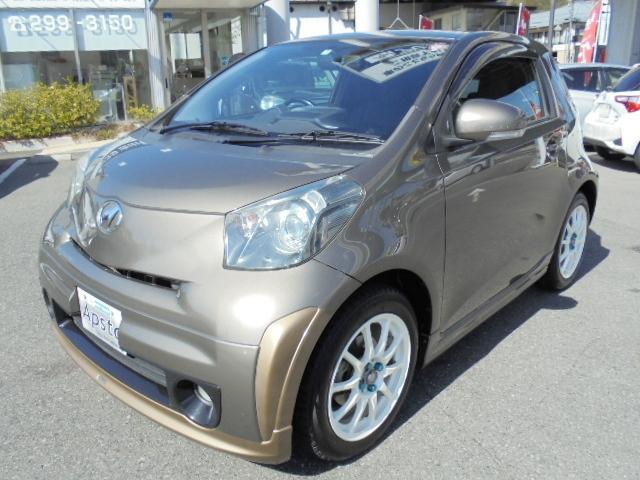 トヨタ 100G 1.0L 16AW ナビTV モデリスタエアロ