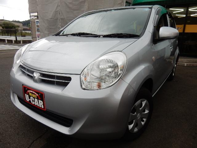 トヨタ X 4WD コラムオートマ 電格ミラー 純正CD 修復歴なし