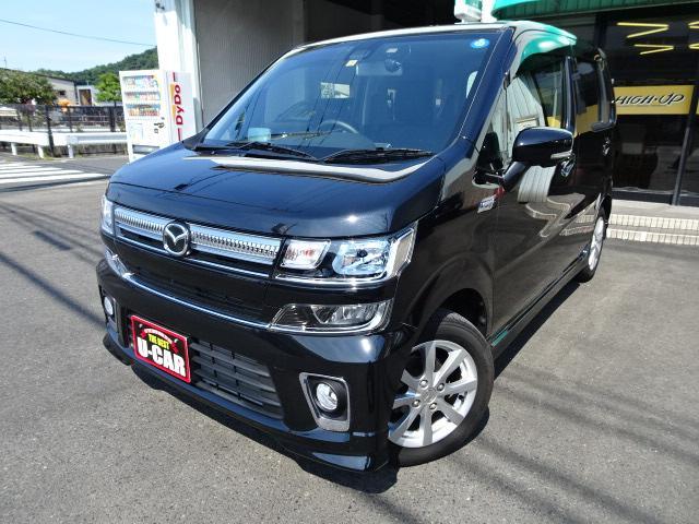 マツダ ハイブリッドXS 4WD ワンオーナー 全方位モニター デュアルブレーキサポート シートヒーター セーフティパッケージ