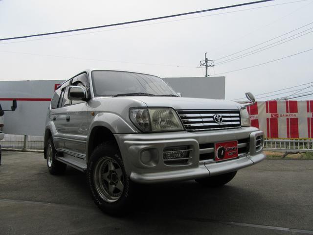 トヨタ TX 4WD後期 地デジHDDナビ