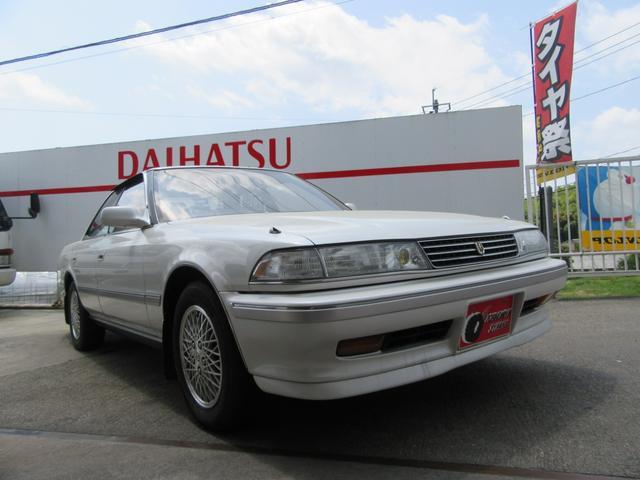 トヨタ グランデリミテッド 4AT キーレス ワンオーナー禁煙車
