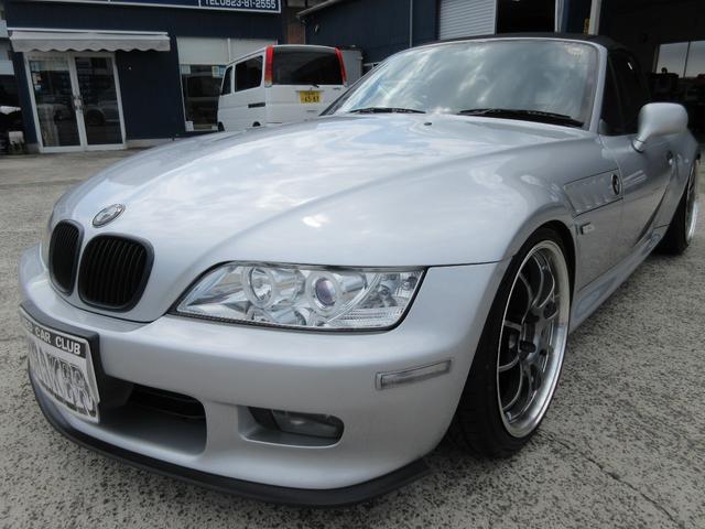 BMW 2.0 アドバン18インチアルミ XYZフルタップ車高調