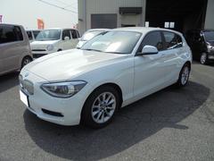 BMW116i スタイル 純正ナビ