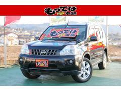 エクストレイル20Xtt スマートキー HDDナビ シートヒーター 4WD