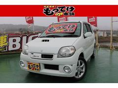Keiワークス4WD ターボ MT5速 純正15インチアルミ CDデッキ