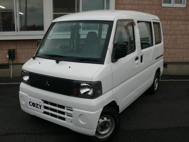 「三菱」「ミニキャブバン」「軽自動車」「鳥取県」の中古車