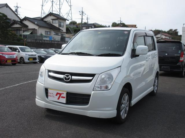 「マツダ」「AZ-ワゴン」「コンパクトカー」「島根県」の中古車