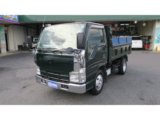 いすゞ エルフトラック  高床 キ-レスエントリ AT ABS 運転席エアバッグ 3t積