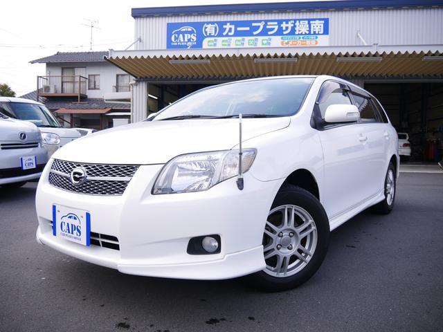 トヨタ 1.5X エアロツアラー スマートキー 内装ブラック エアロ
