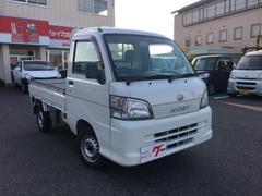 ハイゼットトラックエアコン・パワステ スペシャル 4WD 5MT 三方開