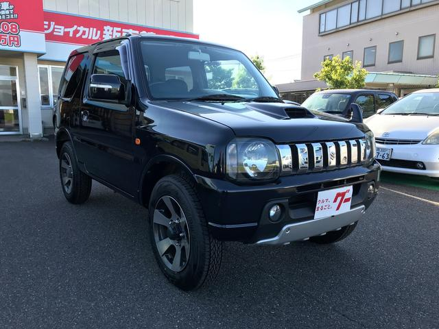 スズキ クロスアドベンチャーXC 4WD キーレス 背面タイヤ