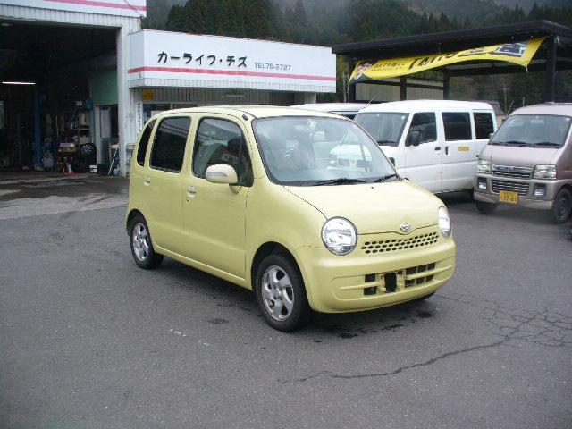 「ダイハツ」「ムーヴラテ」「コンパクトカー」「鳥取県」の中古車