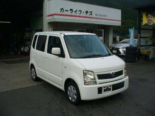「マツダ」「AZ-ワゴン」「コンパクトカー」「鳥取県」の中古車