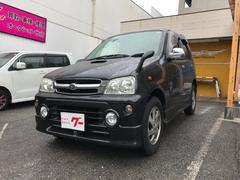 テリオスキッドカスタムX 4WD HDDナビTV アルミ 総額45万円