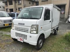 キャリイトラック保冷車 エアコン フロアAT 軽トラック