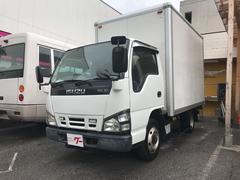 エルフトラックオートマ ディーゼル 4WD PW PS アルミ箱