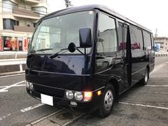 ローザAT オートAC 26人 自動扉 Bカメラ ナビTV 全塗装