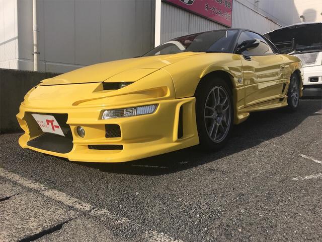 三菱 NA 車高調 最終純正ウイング AT4WD クルコン ETC