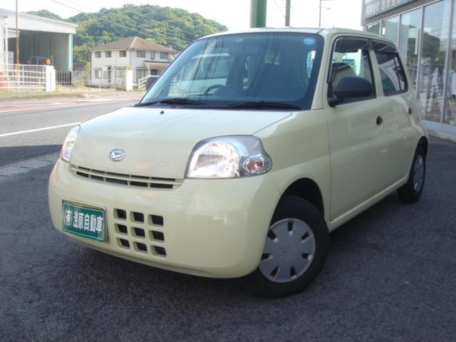ダイハツ D 5速マニュアル CD キーレス 軽自動車 グー鑑定車
