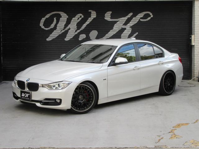 BMW 3シリーズ 320i スポーツ 車高調 社外AW