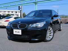 BMWM5 HDDナビ サンルーフ キセノン