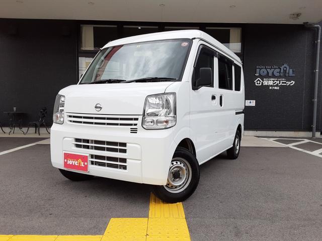 日産  パワステ エアコン 4WD