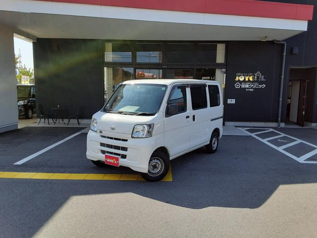 ダイハツ ハイゼットカーゴ スペシャルクリーン パワーステアリング エアコン 4WD