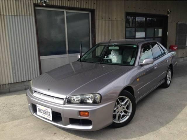 日産 GT キーレス CD 内装クリーニング済 車検整備付 ABS