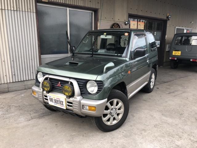 三菱 VR-II 4WD 軽自動車 修復歴無 5速MT パワステ