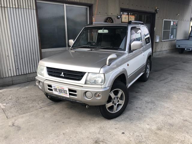 三菱 XR 4WD 軽自動車 AT エアコン 修復歴無 シルバー