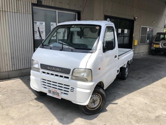 KUスペシャル 3方開 オートマ エアコン 車検令和3年6月(1枚目)