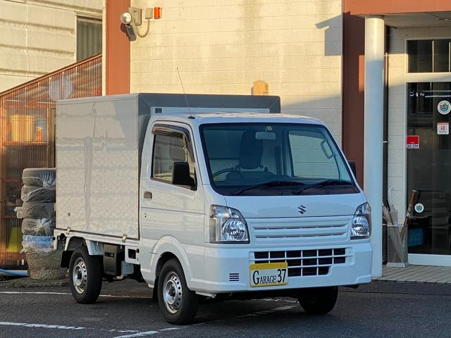 スズキ KCスペシャル 冷凍車 -20℃〜+20℃ 4WD