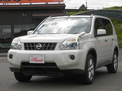 エクストレイル20X 4WD フルセグSSDナビ 純正17AW
