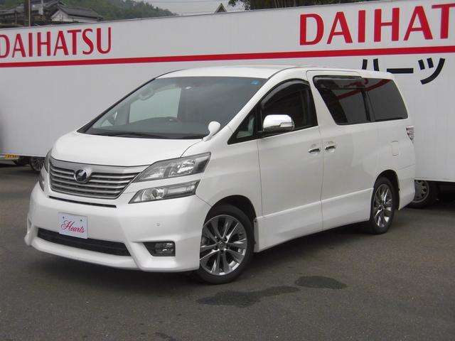 トヨタ 2.4Z プラチナセレクションII ナビ・TV 両側Pスラ