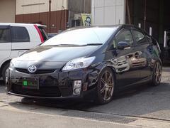 プリウスS 新品TEIN車高調 18アルミ 新品タイヤ HDDナビ