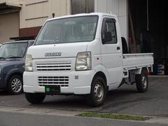キャリイトラックKC Lo−Hi付パートタイム4WD5速マニュアル エアコン