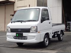 サンバートラックTB 切り替え式4WD 5速MT エアコン パワステ 後期型