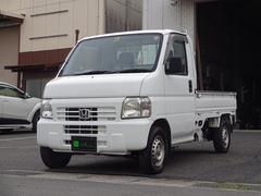 アクティトラック4WD エアコン ホンダ純正ラジオ 純正ゴムフロアマット