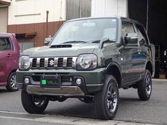 ジムニーランドベンチャー 4WD リフトアップ ターボ ワンオーナー
