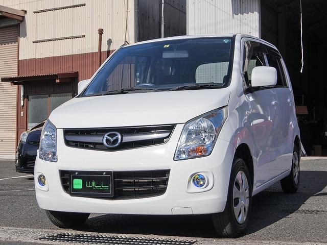 マツダ XG 4WD サンヨーナビ TV シートヒーター